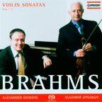 Brahms - The Violin Sonatas