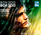 MUSIC FOR THE 2013 WORLD AQUATIC CHAMPIONSHIPS (FINA)