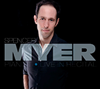 Spencer Myer Plays Preludes & Variations